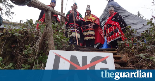By rejecting $1bn for a pipeline, a First Nation has put Trudeau's climate plan on trial | Environment | The Guardian