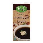 Pacific Mushroom Broth, 32 OZ (Pack of 12)