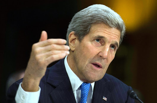 Kerry: Even a Republican president won't undo Iran nuclear deal