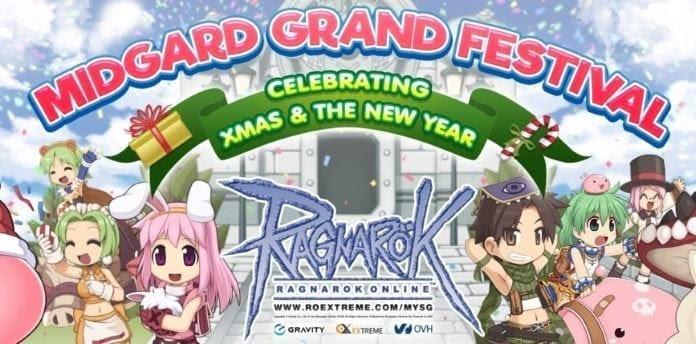 Ragnarok Online – Midgard Grand Festival arrives in Malaysia and Singapore server