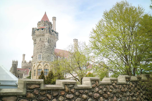 Casa Loma: Fairyland in Toronto City | For Two, Please