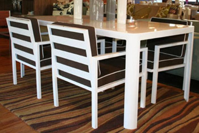 www.roomservicestore.com - South Beach Outdoor Dining Table