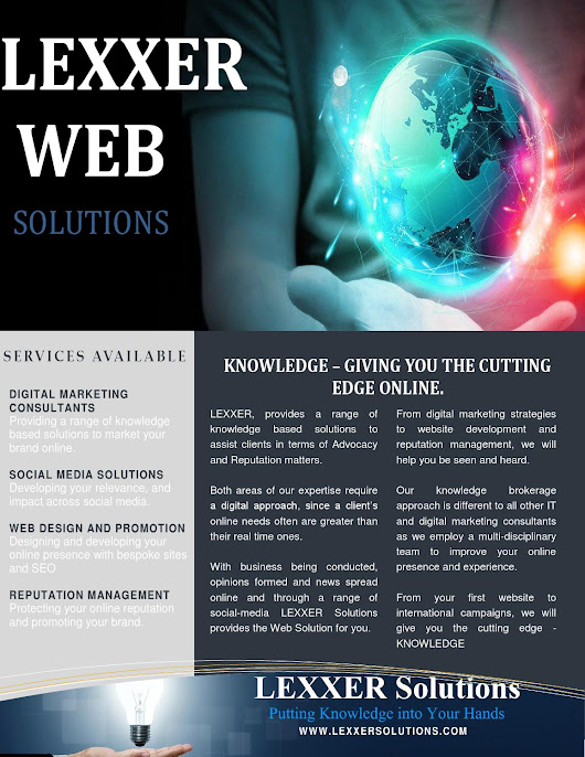 LEXXER Web Solutions