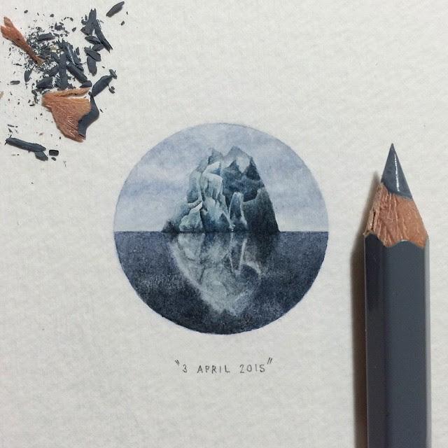 tiny-potluck-100-paintings-ants-lorraine-loots-7