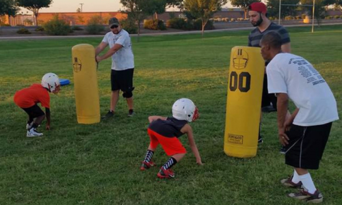 Organize Your Youth Football Practice! - FirstDown PlayBook