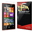 Amazon.com: Klear Cut [6 Pack] - Screen Protector for Nokia Lumia 525 - Lifetime Replacement Warranty - Anti-Bubble & Anti-Fingerprint High Definition (HD) Clear Premium PET Cover - Retail Packaging: Cell Phones & Accessories