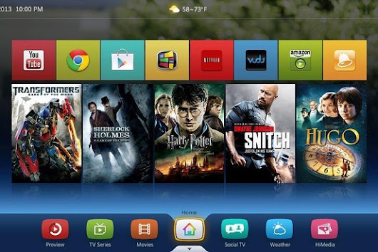 Google Knocks on Living Room Door, Quietly, for Android TV - Digits - WSJ