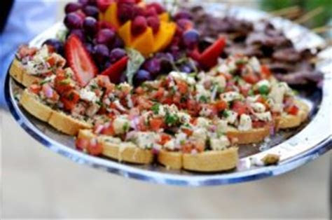 Top 25 Cheap Wedding Reception Food Menu Ideas on a Budget