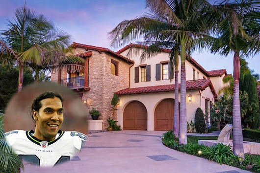 Former NFL Wideout T.J. Houshmandzadeh Selling Newport Coast Mansion