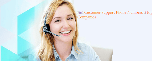 Phone Number Directory of Customer Service USA - My Customer Service