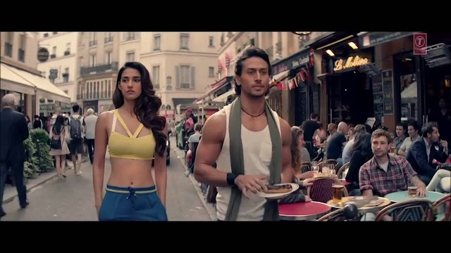 Befikra FULL SONG with Lyrics - Tiger Shroff, Disha Patani - Meet Bros ADT - Sam Bombay