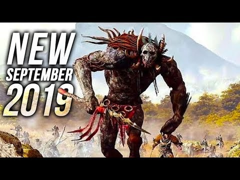 Release Dates of Best Games of September 2019