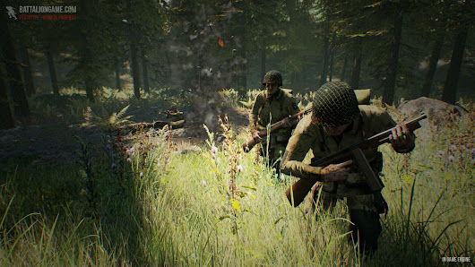 Battalion 1944 – new gameplay footage and details revealed