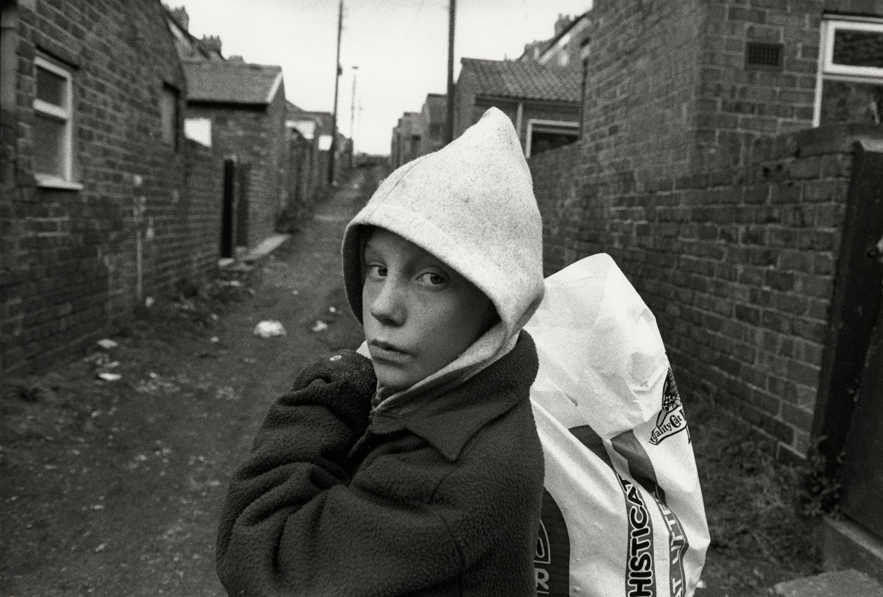 Rookhope, County Durham, 1995, by Jindrich Streit, from the exhibition For Ever Amber at Newcastle's Laing Art Gallery