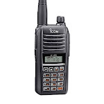 Icom IC-A16B (bluetooth) VHF Air Band Handheld Transceiver Radio