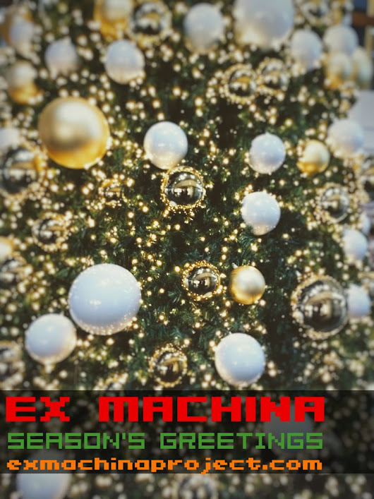 season's greetings 2018 – ex machina music project