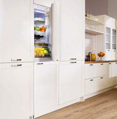 Best Integrated Fridge Freezers 50 50 Frost Free UK 2018