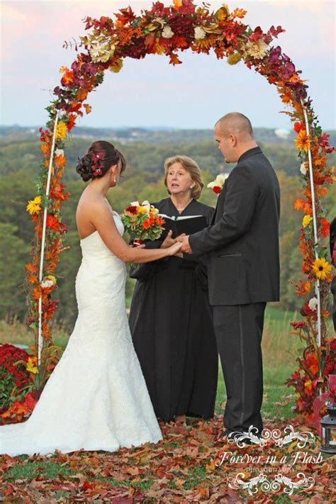 Best 25  Fall wedding arches ideas on Pinterest   DIY