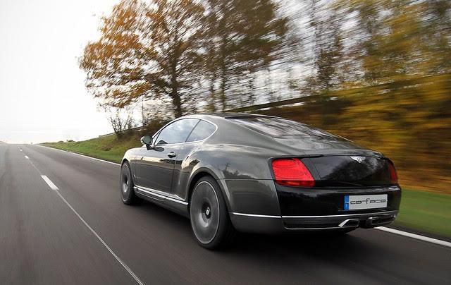 Bentley GT Carface Heritage - Bentley Spotting