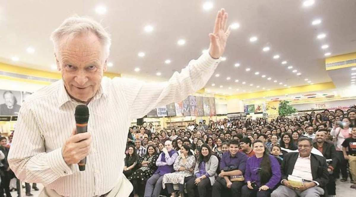 Jeffrey Archer signs 3-book deal with HarperCollins