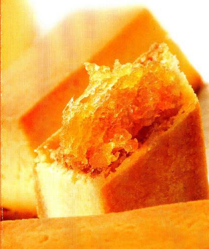 4. Pineapple Cake shown in brochure