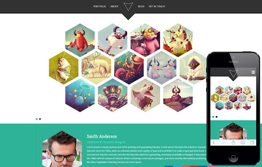 Hexa a Flat Portfolio Bootstrap Responsive Web Template by w3layouts