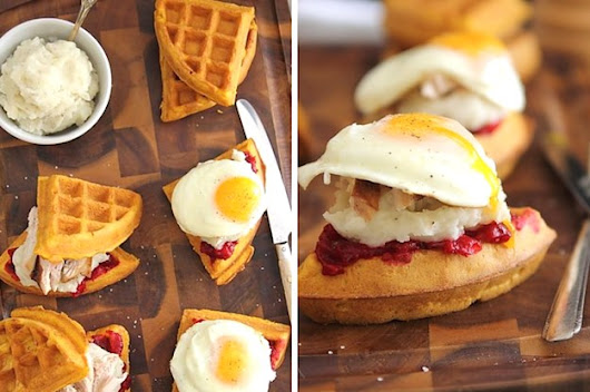 17 Delicious Ways To Turn Thanksgiving Leftovers Into Breakfast