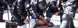 Policia Brasileira é a que mais mata no mundo