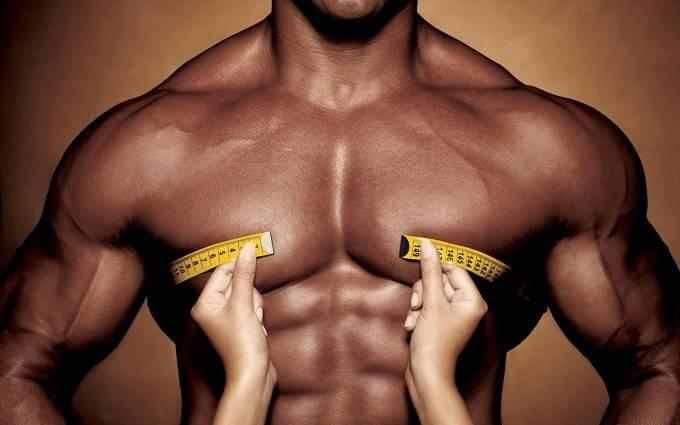 تمارين لعضلات الصدر