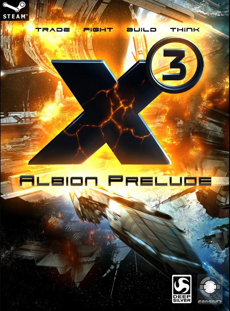 X3 Albion Prelude SKIDROW