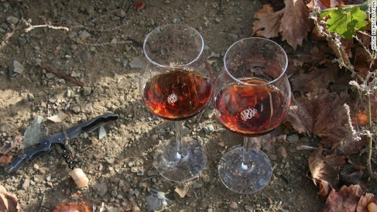Commandaria: The oldest wine in the world?
