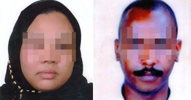"""""""إخلاص"""" السودانية المقتولة وزوجها"""
