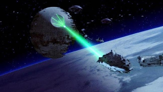 Chinese laser project 'could rip apart empty space'