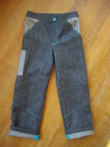Black jeans. by oddwise