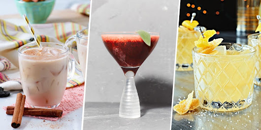26 Best Winter Cocktails - Winter Cocktail Recipes for When It's Cold Outside