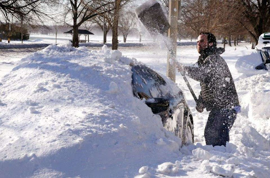 East coast: US East Coast locked in wickedly cold weekend of sub-zero temperatures - Times of India
