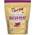 Bobs Red Mill - Organic Whole Grain Buckwheat (1 lb.) - Grains