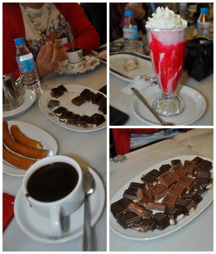 Nuestro desayuno Our breakfast