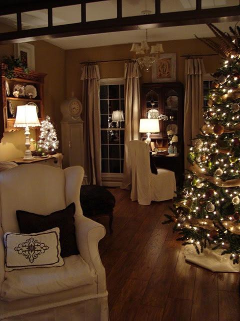 Cozy Christmas  Cottage amp; Cabin Spaces  Pinterest
