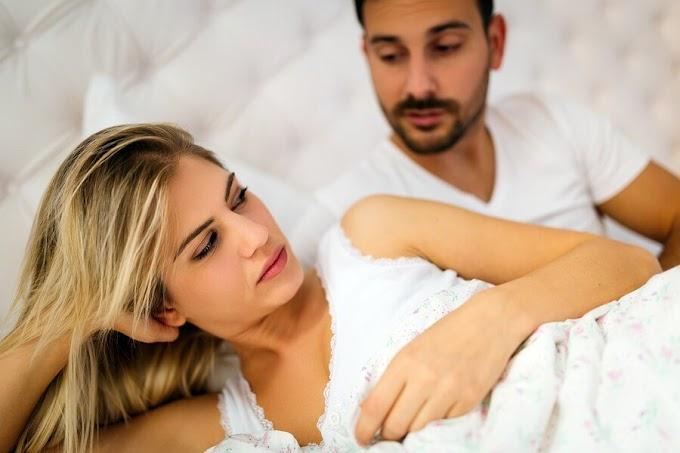Πέντε πράγματα που συμβαίνουν στο σώμα σας όταν δεν κάνετε σεξ - Η αποχή δεν κάνει κακό μόνο στη σχέση σας