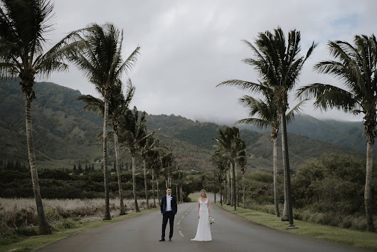 Dreamy Wedding in Paradise: Isabelle + Will