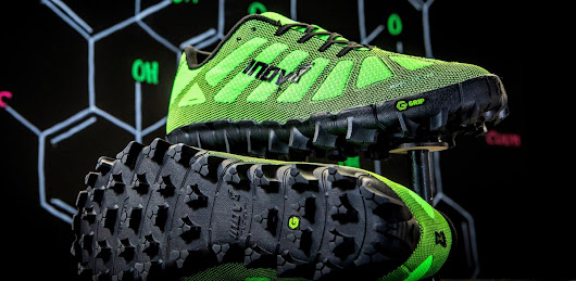 INOV-8 MUDCLAW G 260: Graphene sole and kevlar reinforced upper for flying through softground. Review by Lee Procter