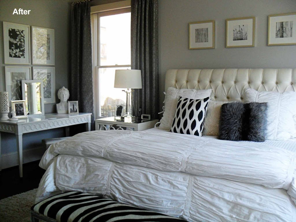Current Project: Transforming a Neutral Master Bedroom ...