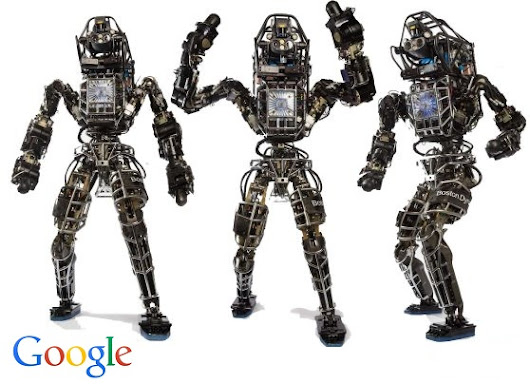 Don't Be Evil – Google Buys Military-Grade Robots Manufacturers