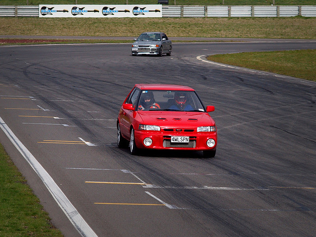 CB&M trackday, Taupo '10