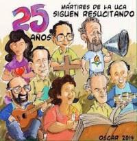 EL SALVADOR CURAS MARTIRES