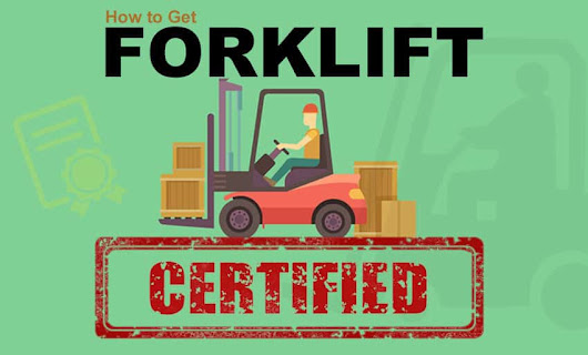 How to Get Forklift Certified | What Does OSHA Require?