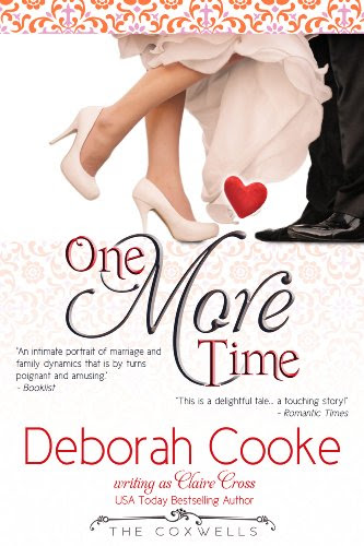 One More Time: Volume 3 (The Coxwells) by Deborah Cooke