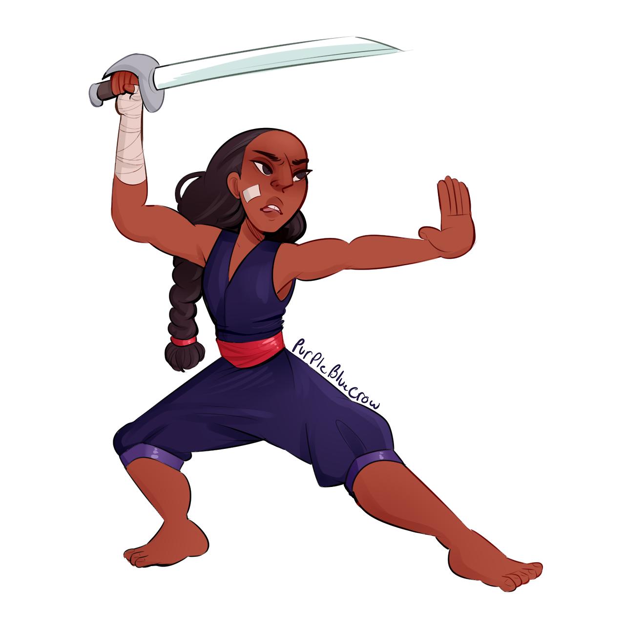 Connie! (she so cool!!)