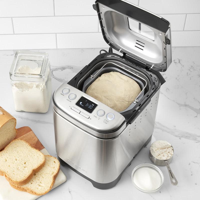 Compact Automatic Bread Maker - ca-cuisinart | Cuisinart
